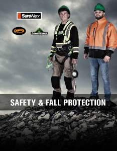 Safety and Fall Protection