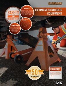 Strongarm Lifting and Hydraulic Equipment